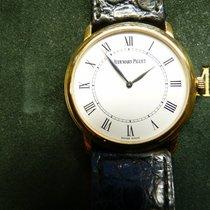 Audemars Piguet Yellow gold 34mm Manual winding 14894 BA pre-owned