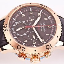 Breguet Or rouge Chronographe Remontage automatique 44mm Type XX - XXI - XXII