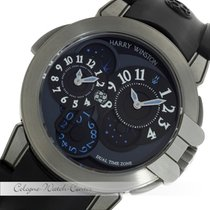 Harry Winston Ocean Dual Time Project Z4 ltd. Zalium 400/MATZ44Z