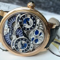 Bovet World Time GMT Recital 17 LTD 100  (New Edition)
