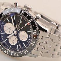 Breitling 【SOLD】CHRONOLINER PILOT BRECELET 46MM Mens Watch