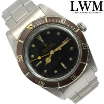 Rolex Submariner 5508 James Bond tropical gilt dial Full Set 1956