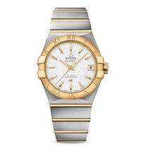 Omega 123.20.38.21.02.006 Constellation Co-Axial 38 mm Watch