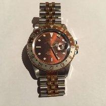 Rolex - GMT master occhio di tigre - 16753 - Unisex - 1980-1989
