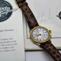 Longines Lindbergh Hour Angle 628.5240 1995 použité