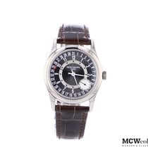 Patek Philippe Calatrava pre-owned 37mm White gold