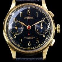 Angelus chronograph 1940 ,  caliber 215