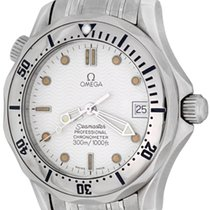 Omega 2551.80.00 Steel Seamaster Diver 300 M 36mm pre-owned United States of America, Texas, Dallas