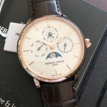 Frederique Constant Manufacture Slimline Perpetual Calendar FC-775V4S9 2020 new