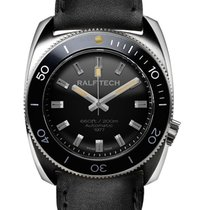 Ralf Tech 43mm Automatic new Black