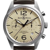 Bell & Ross BR V1 BRV126-BEI-ST/SCA/2 nou