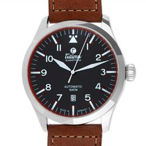 Tutima Steel 41mm Automatic 6105-03 new