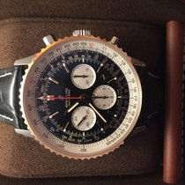 Breitling Navitimer 01 (46 MM) Gold/Steel 46mm Black United Kingdom, Upminster