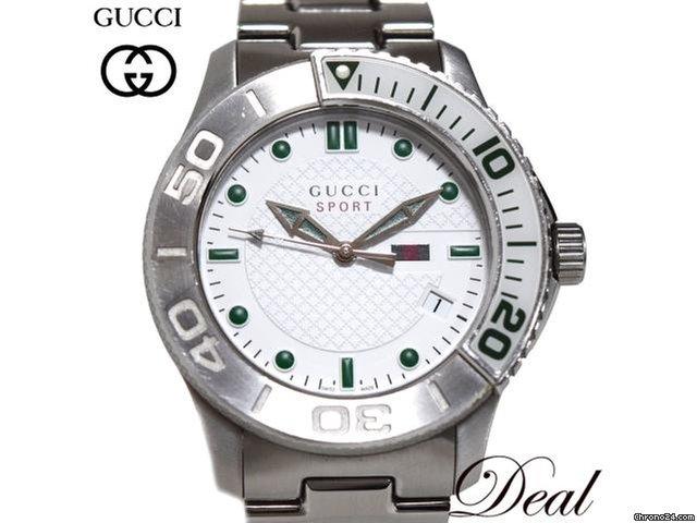 d73f8f403 Relógios Gucci usados - Compare os preços de relógios Gucci usados