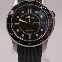 Bremont Steel Supermarine pre-owned