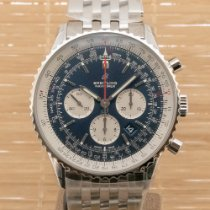 Breitling Navitimer 01 (46 MM) Steel 46mm Blue No numerals United Kingdom, Southampton