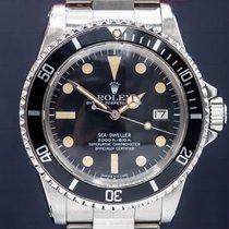 Rolex 1665 Staal 2000 Sea-Dweller 40mm tweedehands