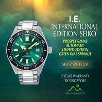 Seiko Prospex SPB081J1 nieuw