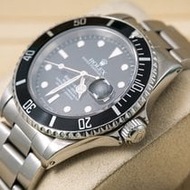 Rolex 16610 Steel 1986 Submariner Date 40mm pre-owned United States of America, New York, NewYork