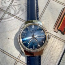 Seiko King Steel 37mm Blue