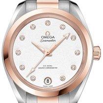 Omega Seamaster Aqua Terra 220.20.34.20.52.001 2020 new
