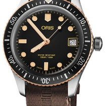 Oris Divers Sixty Five 01 733 7747 4354-07 5 17 30 2020 new