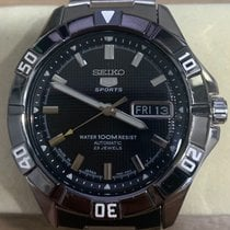 Seiko 5 Sports pre-owned