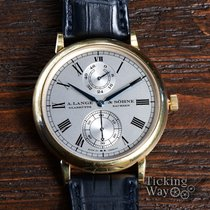 A. Lange & Söhne Langematik Yellow gold United States of America, California, Irvine