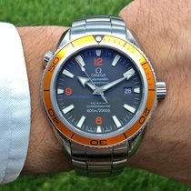 Omega Seamaster Planet Ocean Stahl 42mm Schwarz Deutschland, Düsseldorf