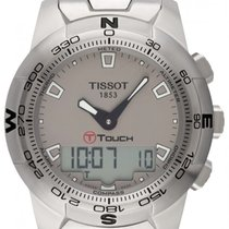 Tissot T-Touch II Stahl 42.7mm Silber Deutschland, Schwabach