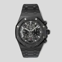Audemars Piguet Royal Oak Tourbillon Ceramic 44mm Black