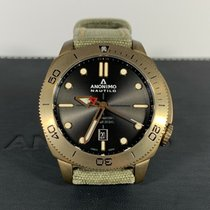 Anonimo Bronze 44.4mm Automatic pre-owned