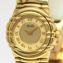 Piaget Tanagra Yellow gold 25mm Gold Roman numerals United States of America, Florida, 33431