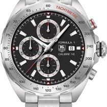 TAG Heuer Formula 1 Calibre 16 Steel 44mm Black United States of America, California, Moorpark