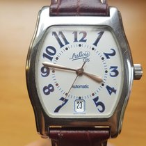 Mido Ocean Star Chromometer Powerwind Date 14K Gold Swiss Watch