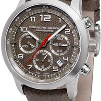 Porsche Design Chronograph Automatic new Dashboard Brown