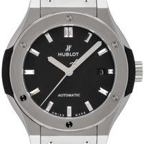 Hublot Classic Fusion 33mm Automatic Titanium