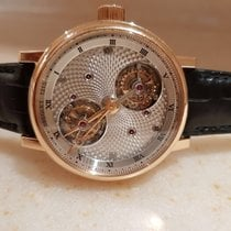 Breguet Double Tourbillon Pink Gold  42% off