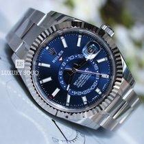 Rolex 326934 Steel Sky-Dweller 42mm new