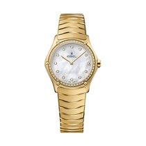 Ebel Sport 1216392 EBEL SPORT CLASSIC Donna 29mm Perla oro  e diamanti neu