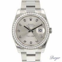 Rolex Datejust 36 Diamonds NEW