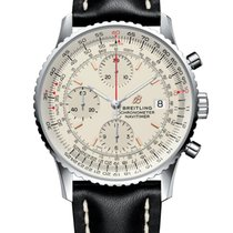 Breitling Steel 41mm Automatic A13324121G1X2 new