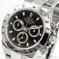 Rolex Daytona 116520 B/P 2011 unpol. Org.zustand - FULL SET