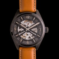 Hamilton Khaki Field Skeleton H72585535 new
