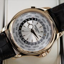 Patek Philippe world time 5130 rose gold , ore del mondo oro rosa