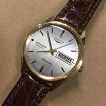 Longines Admiral Gold Automatic Day-Date