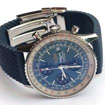 Breitling Navitimer Heritage Blue Dial