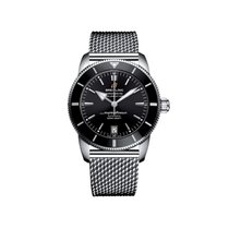 Breitling Superocean Héritage II 42 42mm Black No numerals United States of America, New York, New York