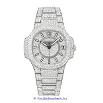 Patek Philippe Nautilus White gold 34mm United States of America, California, Newport Beach