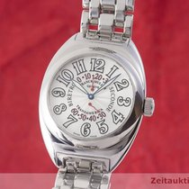Franck Muller Steel 40mm Automatic pre-owned